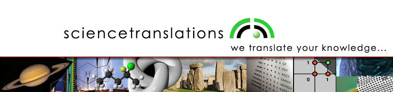 welcome at sciencetranslations